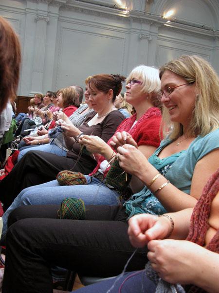 IKnit Day 2008 London