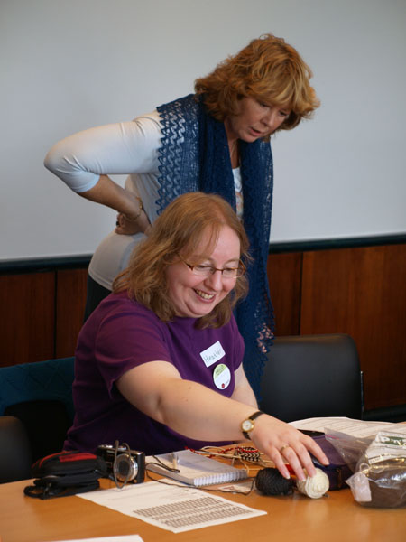 IKnit Weekender workshops