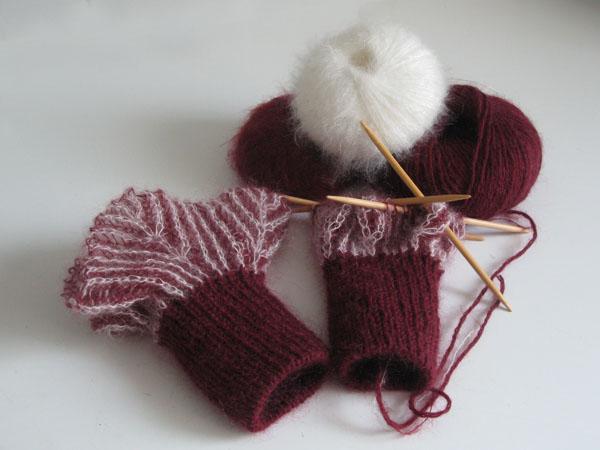 Knitting Brioche - Nancy Marchant