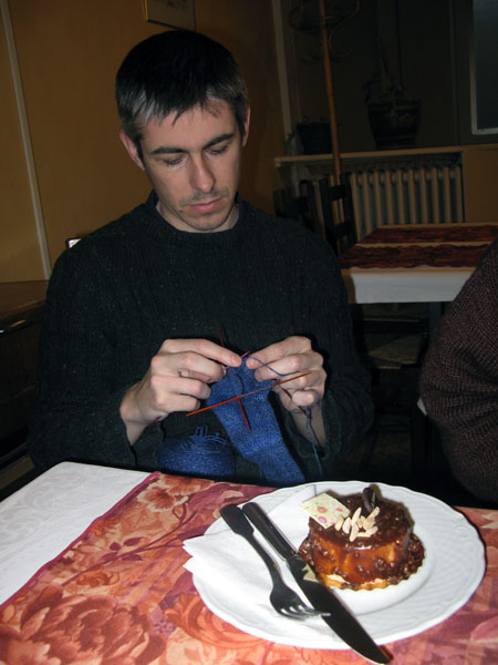 Knitting Holidays in Paris Day 3
